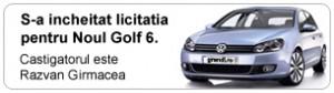 castigator VW Golf VI